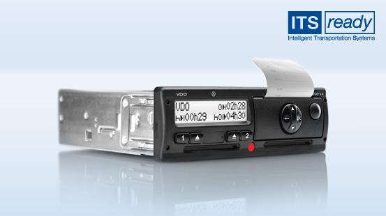 Digital Tachograph DTCO® 1381