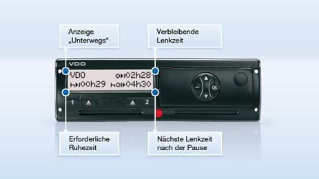Digital Tachograph DTCO® 1381-2